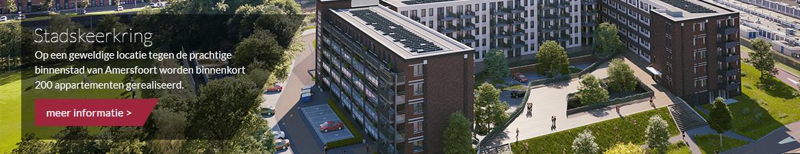 Ons nieuwe project Stadskeerkring - Klik hier voor meer informatie!